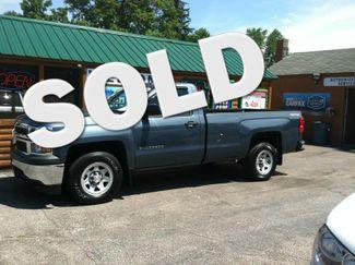 2014 Chevrolet Silverado 1500 4x4 Work Truck Ontario, OH