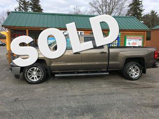 2014 Chevrolet Silverado 1500 4X4 LT CREW Ontario, OH
