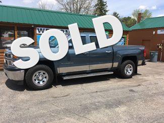 2014 Chevrolet Silverado 1500 Work Truck 4X4 Ontario, OH