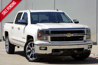 2014 Chevrolet Silverado 1500 LTZ Plus * 1-OWNER * NAVI * 22's * Roof * Z-71 * Plano, Texas