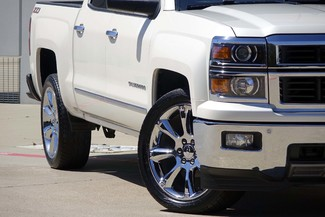 2014 Chevrolet Silverado 1500 LTZ Plus * 1-OWNER * NAVI * 22's * Roof * Z-71 * Plano, Texas 22
