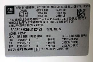 2014 Chevrolet Silverado 1500 LTZ Plus * 1-OWNER * NAVI * 22's * Roof * Z-71 * Plano, Texas 45