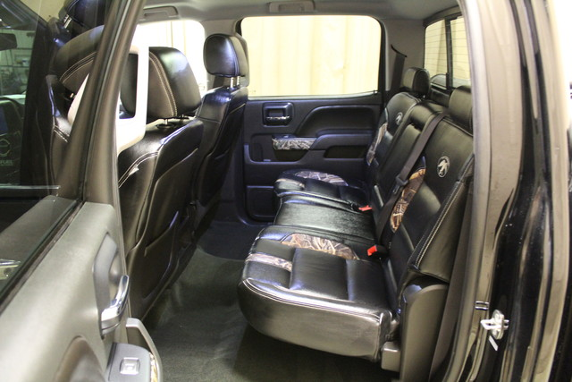 2014 Chevrolet Silverado 1500 LTZ Ducks Unlimited Roscoe, Illinois 21