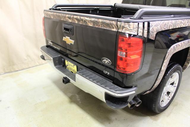 2014 Chevrolet Silverado 1500 LTZ Ducks Unlimited Roscoe, Illinois 7
