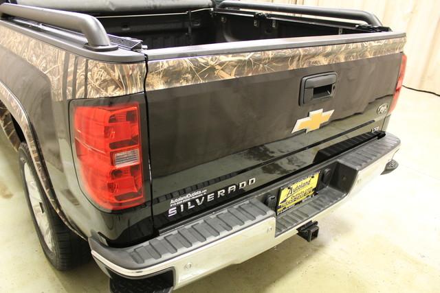 2014 Chevrolet Silverado 1500 LTZ Ducks Unlimited Roscoe, Illinois 8