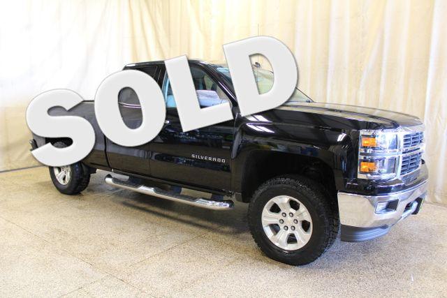 2014 Chevrolet Silverado 1500 LT Roscoe, Illinois 0