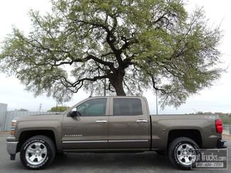 2014 Chevrolet Silverado 1500 Crew Cab LTZ 5.3L V8 4X4 in San Antonio Texas