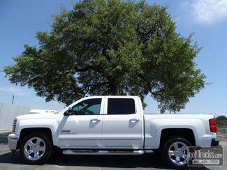 2014 Chevrolet Silverado 1500 Crew Cab LTZ 5.3L V8 in San Antonio Texas