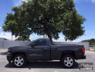 2014 Chevrolet Silverado 1500 Reg Cab Work Truck 4.3L V6 | American Auto Brokers San Antonio, TX in San Antonio Texas