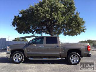 2014 Chevrolet Silverado 1500 Crew Cab LTZ 5.3L V8 | American Auto Brokers San Antonio, TX in San Antonio Texas