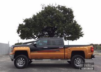 2014 Chevrolet Silverado 1500 Crew Cab LTZ 5.3L V8 4X4 | American Auto Brokers San Antonio, TX in San Antonio Texas