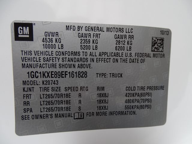 2014 Chevrolet Silverado 2500HD LT Corpus Christi, Texas 51