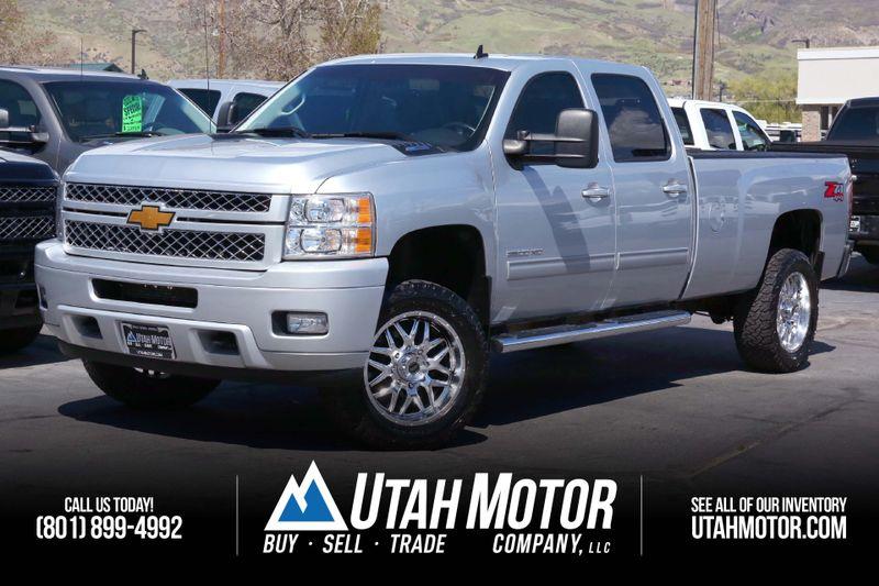 2014 Chevrolet Silverado 2500HD LTZ | Orem, Utah | Utah Motor Company in Orem Utah