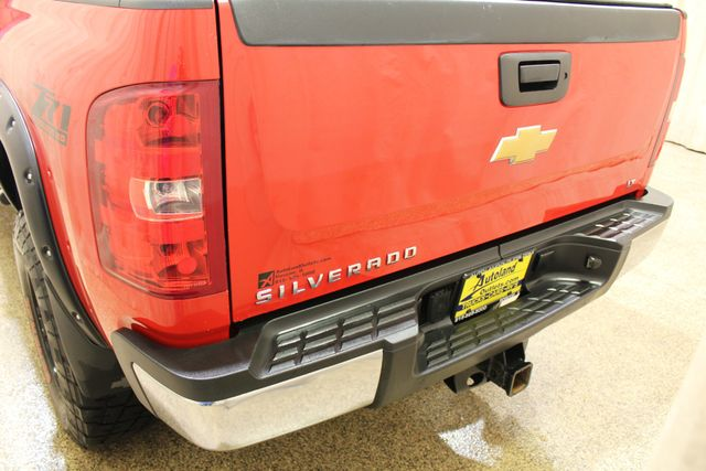 2014 Chevrolet Silverado 2500HD LT Roscoe, Illinois 5