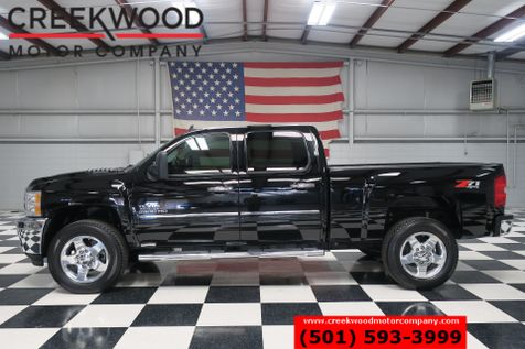 2014 Chevrolet Silverado 2500HD LT 4x4 Z71 Diesel Leather Chrome 20s Low Miles in Searcy, AR