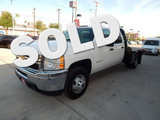 2014 Chevrolet Silverado 3500HD Flat Bed 4X4 Harlingen, TX