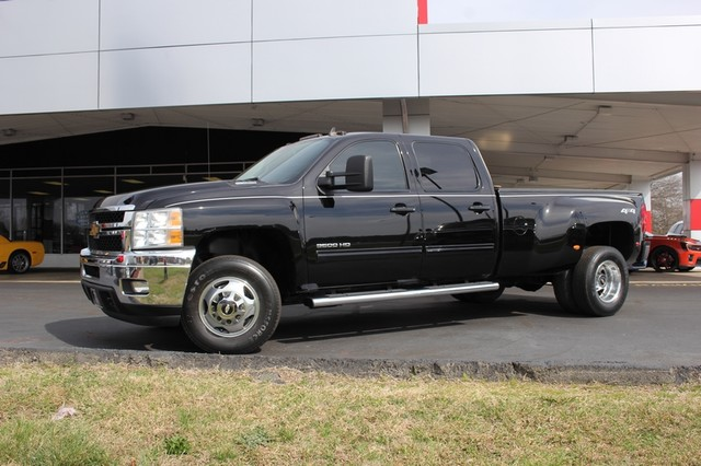 2014 Chevrolet Silverado 3500HD LTZ PLUS Crew Cab Long Bed 4x4 - NAVIGATION! Mooresville , NC 33