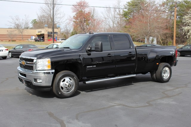 2014 Chevrolet Silverado 3500HD LTZ PLUS Crew Cab Long Bed 4x4 - NAVIGATION! Mooresville , NC 20