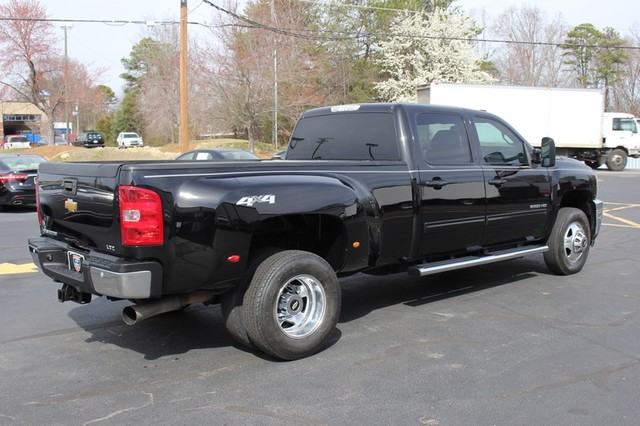 2014 Chevrolet Silverado 3500HD LTZ PLUS Crew Cab Long Bed 4x4 - NAVIGATION! Mooresville , NC 21