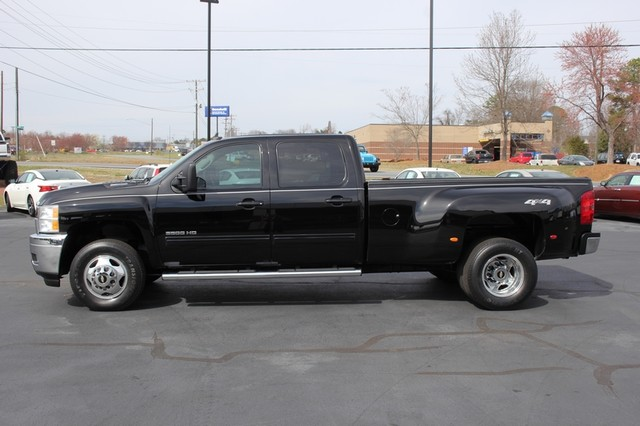 2014 Chevrolet Silverado 3500HD LTZ PLUS Crew Cab Long Bed 4x4 - NAVIGATION! Mooresville , NC 13