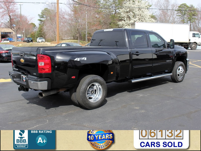 2014 Chevrolet Silverado 3500HD LTZ PLUS Crew Cab Long Bed 4x4 - NAVIGATION! Mooresville , NC 1