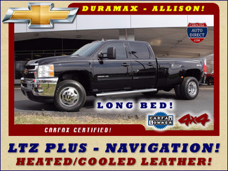 2014 Chevrolet Silverado 3500HD LTZ PLUS Crew Cab Long Bed 4x4 - NAVIGATION! Mooresville , NC