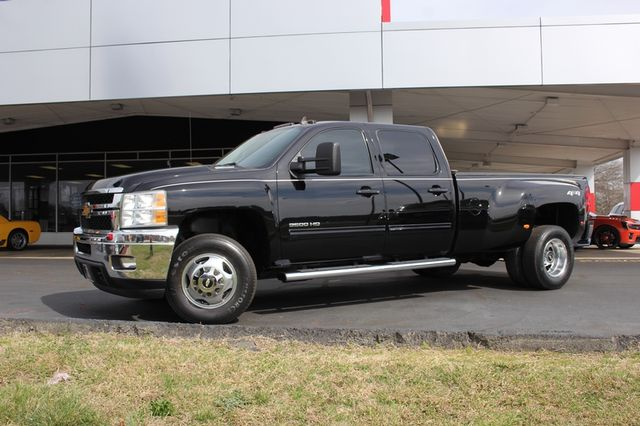 2014 Chevrolet Silverado 3500HD LTZ PLUS Crew Cab Long Bed 4x4 - NAVIGATION! Mooresville , NC 33