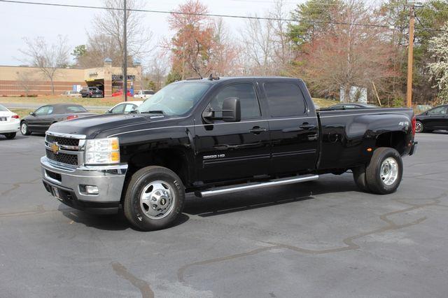 2014 Chevrolet Silverado 3500HD LTZ PLUS Crew Cab Long Bed 4x4 - NAVIGATION! Mooresville , NC 20