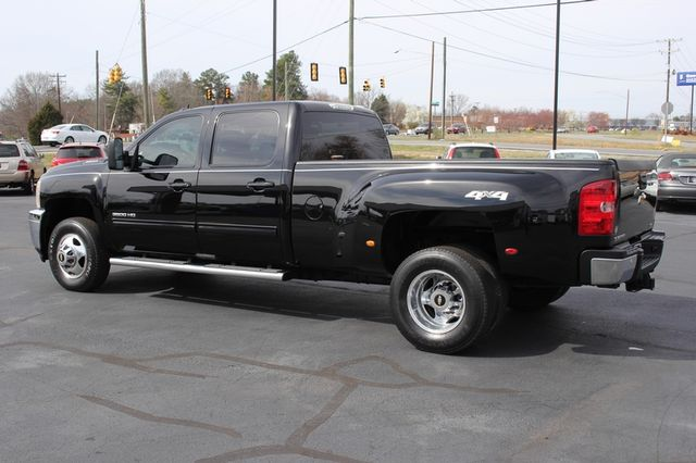 2014 Chevrolet Silverado 3500HD LTZ PLUS Crew Cab Long Bed 4x4 - NAVIGATION! Mooresville , NC 22