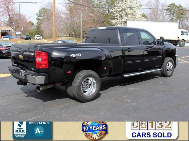 2014 Chevrolet Silverado 3500HD LTZ PLUS Crew Cab Long Bed 4x4 - NAVIGATION! Mooresville , NC 1