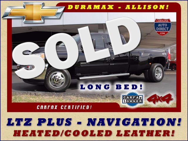 2014 Chevrolet Silverado 3500HD LTZ PLUS Crew Cab Long Bed 4x4 - NAVIGATION! Mooresville , NC 0
