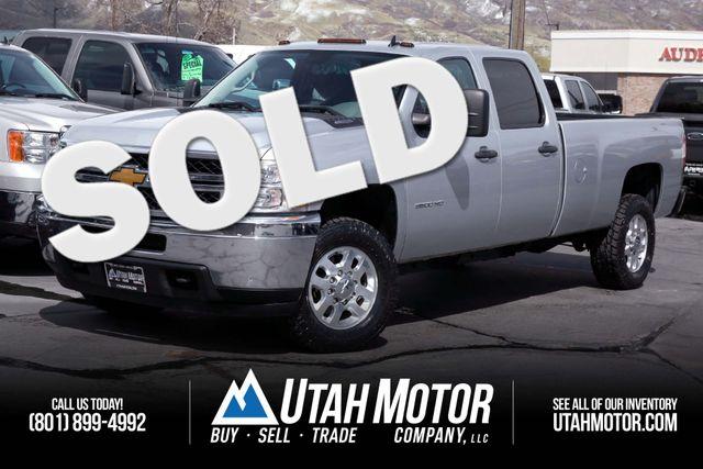 2014 Chevrolet Silverado 3500HD    Orem, Utah   Utah Motor Company in  Utah
