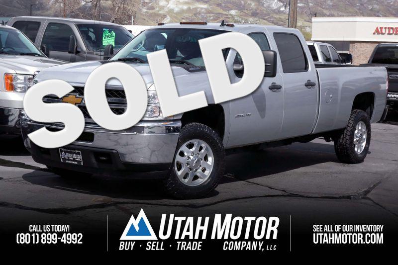 2014 Chevrolet Silverado 3500HD    Orem, Utah   Utah Motor Company in Orem Utah