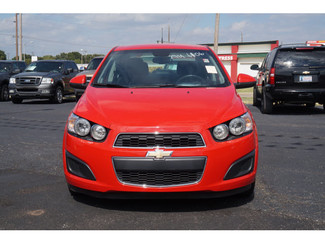 2014 Chevrolet Sonic LT in Oklahoma City OK