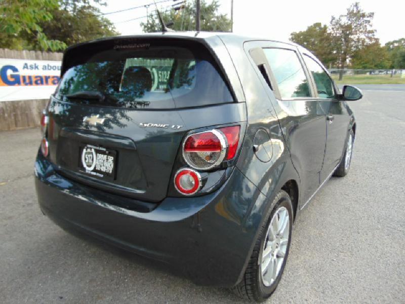 2014 Chevrolet Sonic LT  in Austin, TX