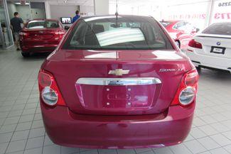 2014 Chevrolet Sonic LT Chicago, Illinois 6