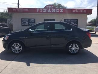 2014 Chevrolet Sonic LT Devine, Texas
