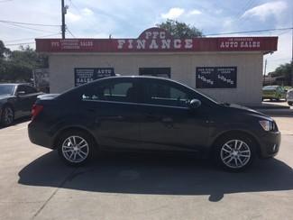 2014 Chevrolet Sonic LT Devine, Texas 2