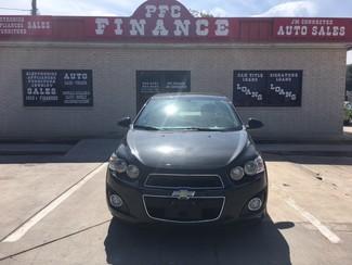 2014 Chevrolet Sonic LT Devine, Texas 3