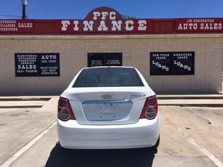 2014 Chevrolet Sonic LT Devine, Texas 1