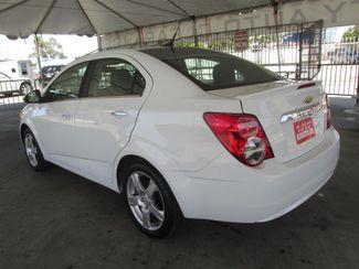 2014 Chevrolet Sonic LTZ Gardena, California 1