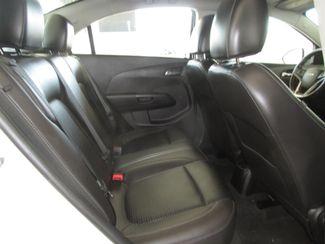 2014 Chevrolet Sonic LTZ Gardena, California 12