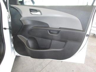 2014 Chevrolet Sonic LTZ Gardena, California 13