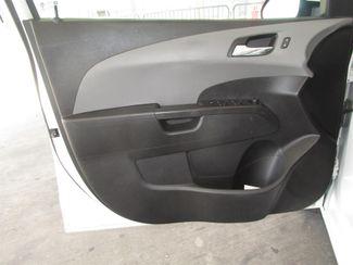 2014 Chevrolet Sonic LTZ Gardena, California 9