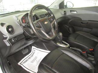 2014 Chevrolet Sonic LTZ Gardena, California 4