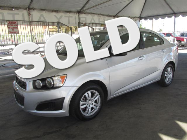 2014 Chevrolet Sonic LT This particular vehicle has a SALVAGE title Please call or email to check