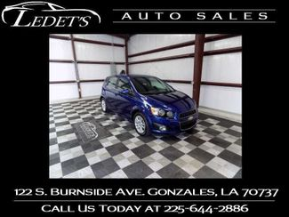 2014 Chevrolet Sonic in Gonzales Louisiana