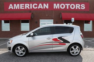 2014 Chevrolet Sonic LTZ   Jackson, TN   American Motors of Jackson in Jackson TN