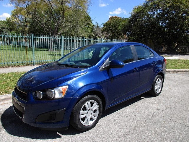 2014 Chevrolet Sonic LT Come and visit us at oceanautosalescom for our expanded inventoryThis of
