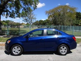 2014 Chevrolet Sonic LT Miami, Florida 1